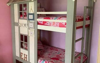 DIY Bunk Bed House