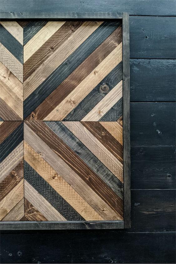 diy wood art