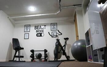 Build a Home Gym on a Budget!