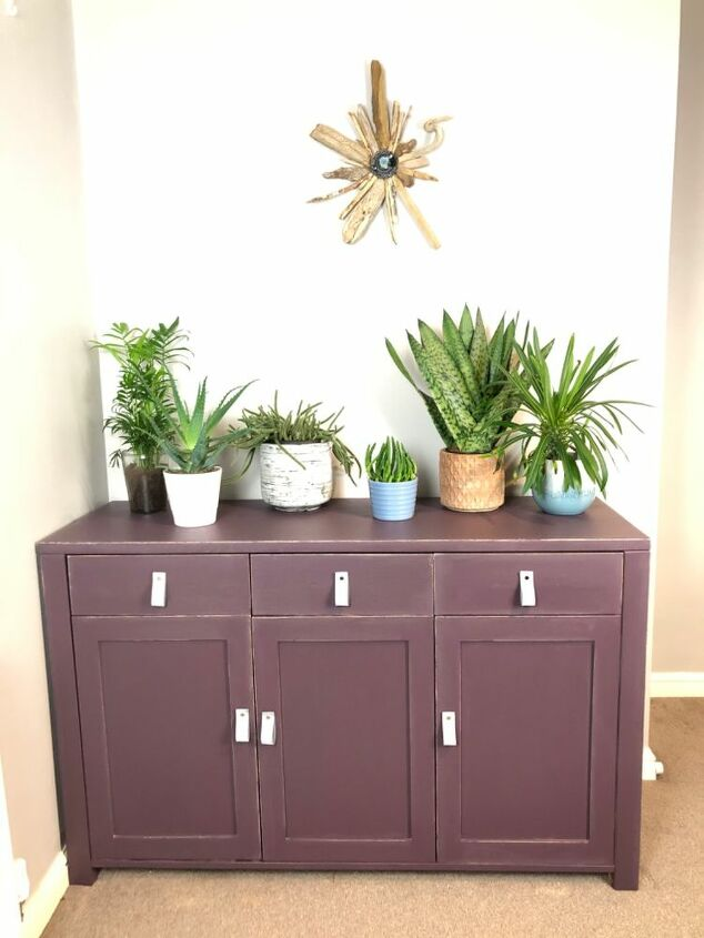 upcycle a buffet table