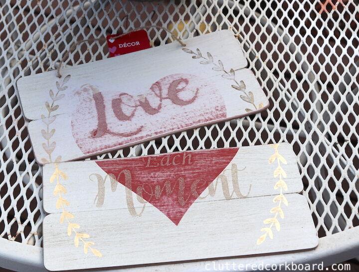 diy farmhouse style pantry sign kitchen diy clutteredcorkboard