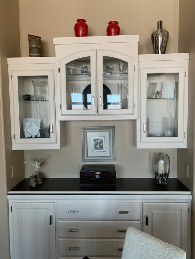 q dining room built in hutch make it more contemporary help needed