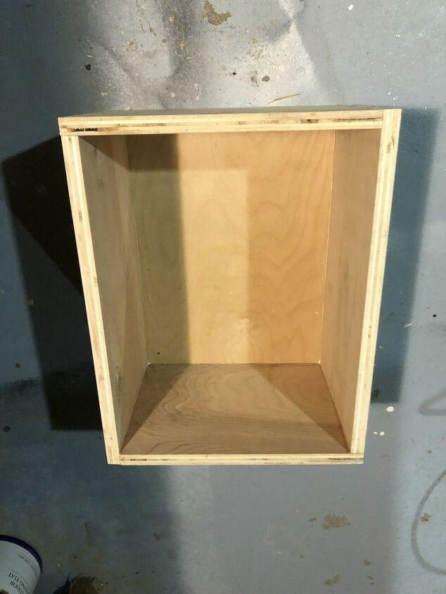 stool with storage
