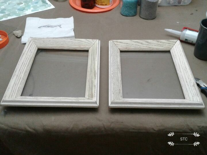 Recycling Old Picture Frames