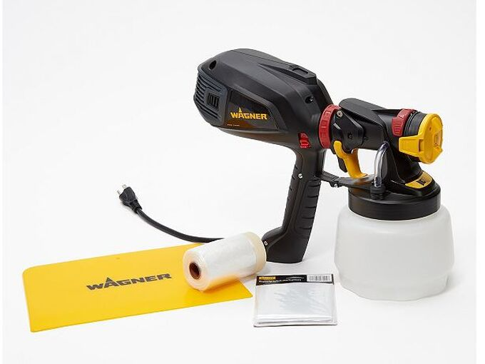 Do You Recommend Using The Wagner Power Sprayer Hometalk
