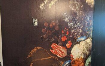 Wallpaper Mural Accent Wall