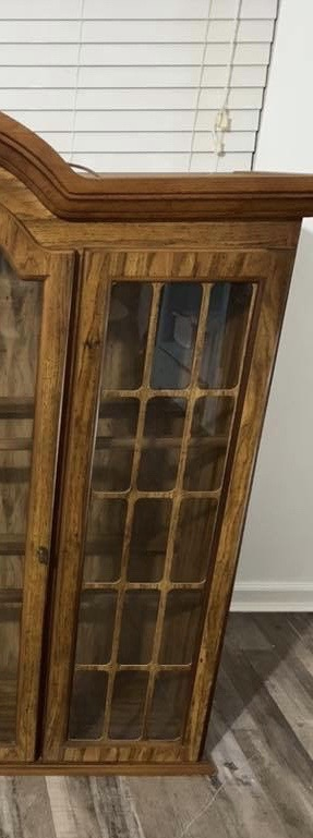 Slender Faux Doors
