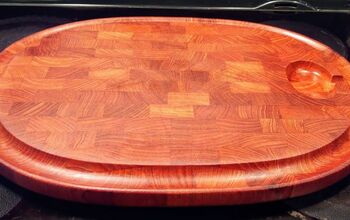 Give a New Life to Your Old Cutting Board!