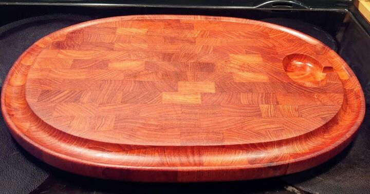 give a new life to your old cutting board