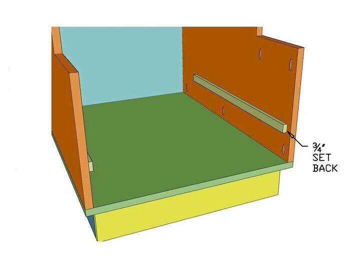 diy entryway locker with storage
