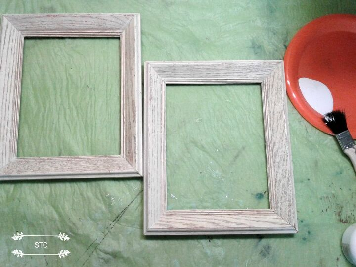 Frames Ready to Paint