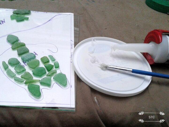 Silicone Glue Glass to Glass