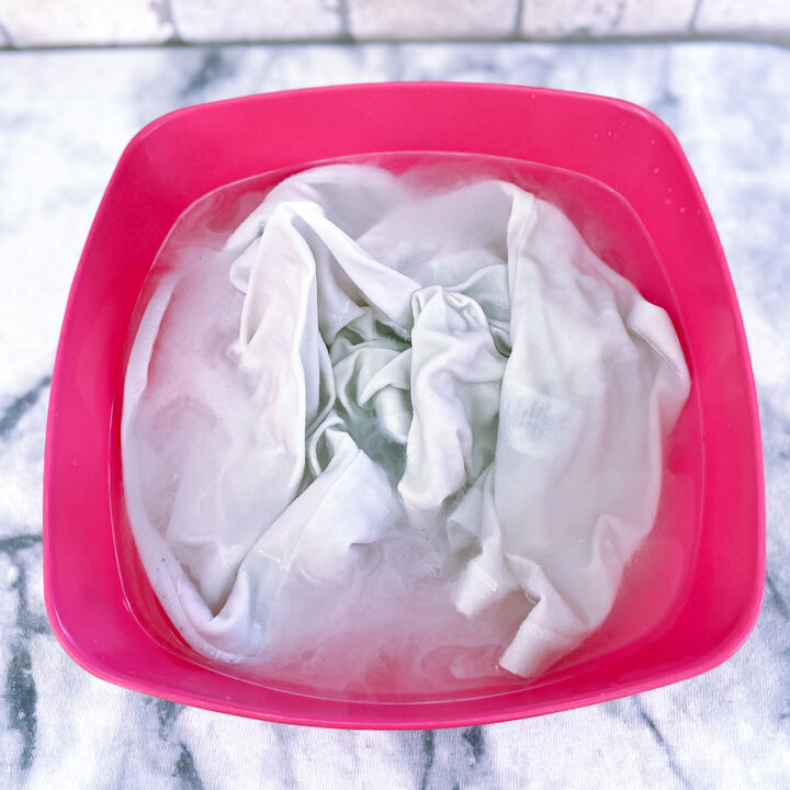 homemade oxygen bleach for laundry