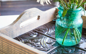 DIY Farmhouse Tray