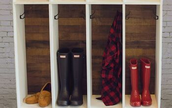 Entryway Envy With This Cubby Makeover