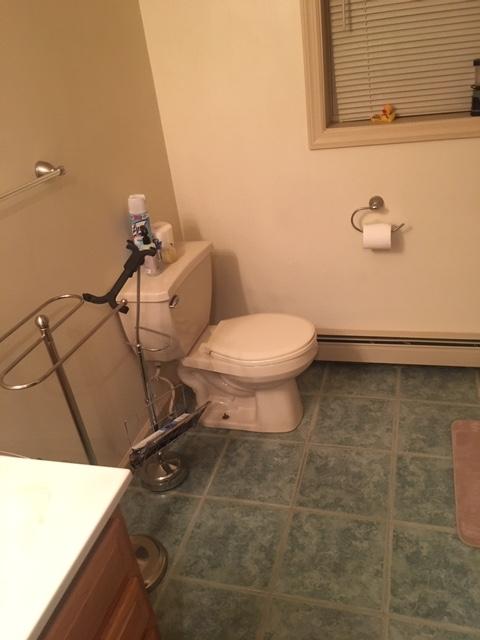 q how do i make a bathroom better