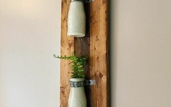 Farmhouse Milk-jug Wall Hanging