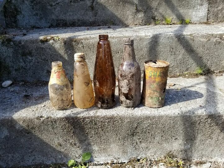 """Urban """"archaeological"""" findings"""