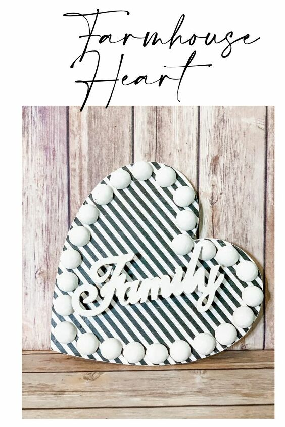 farmhouse heart