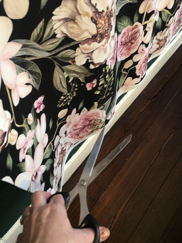 how to reupholster a headboard without taking it off the wall