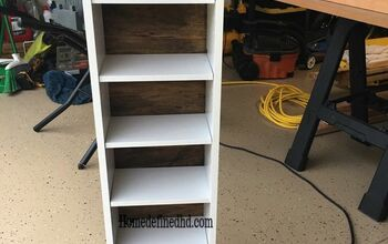 Painting Laminate Furniture: CD Rack Makeover