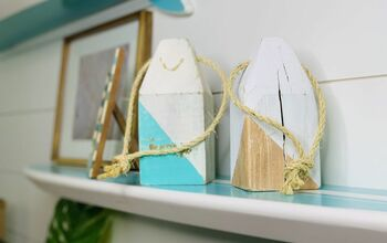 Oh Buoy! Turn Scraps Into Adorable Nautical Decorations!