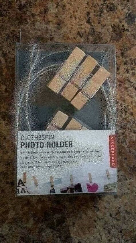 making a piece of wood into a photo board