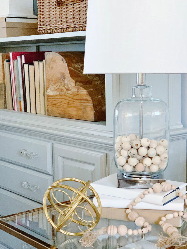 two fillable lamp projects for spring