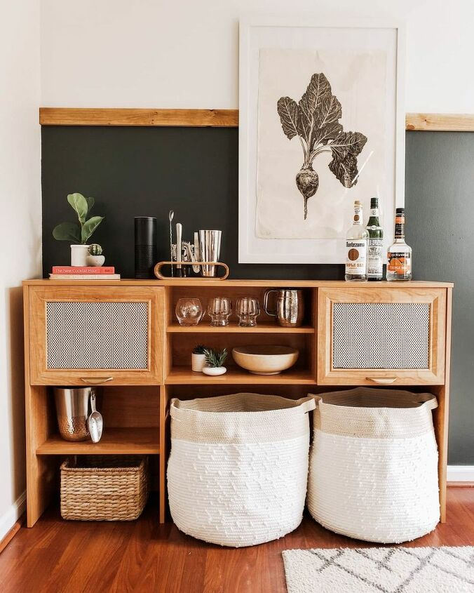 small sideboard makeover