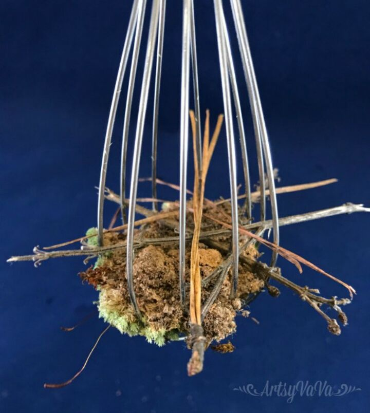 whisk something together for the birds