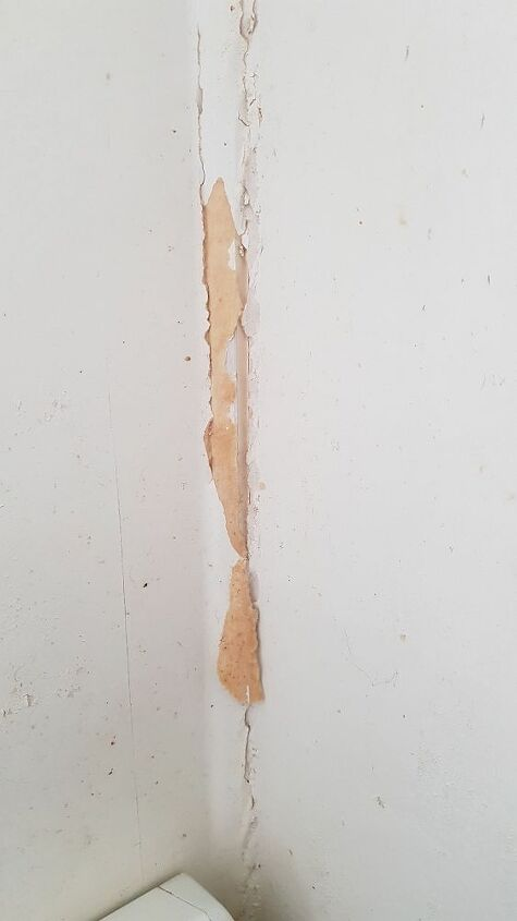 q how do i repair this so i can paint the wall
