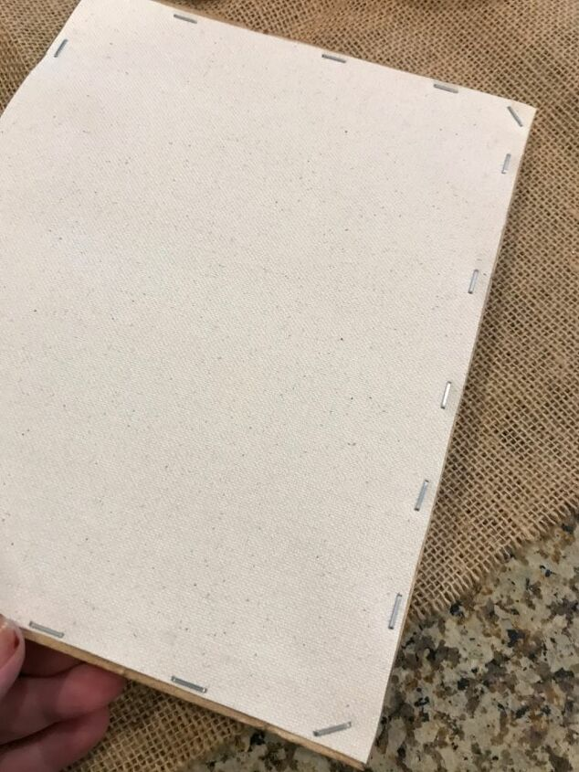 dollar store reverse canvas tutorial