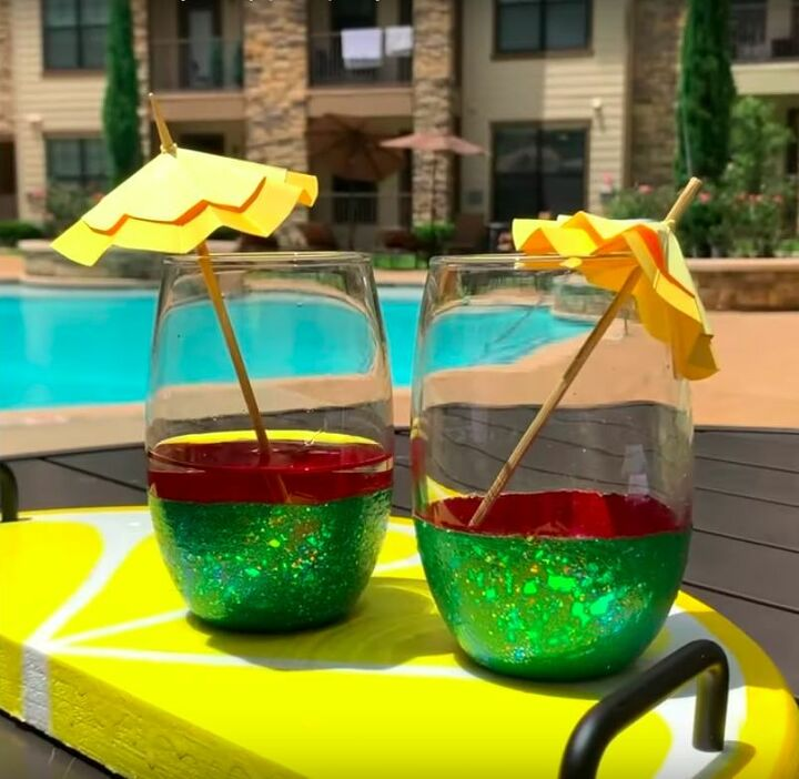 how to craft a fabulously fruity pool party