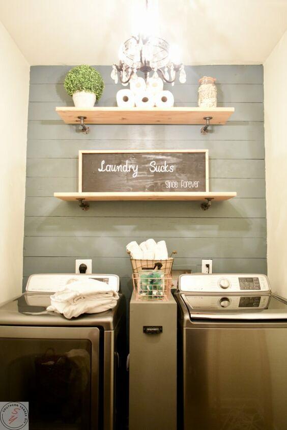 s jan contest, Laundry Room Renovation