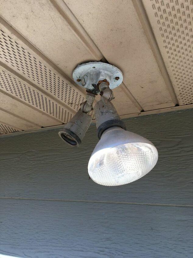 security light upgrade