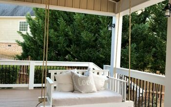 Baby Crib to a Porch Swing