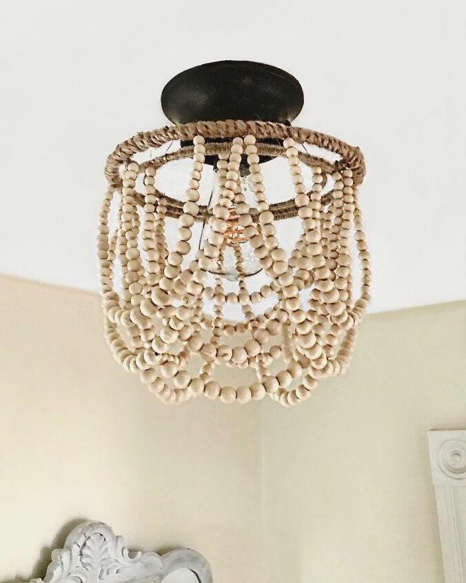 wreath form chandelier