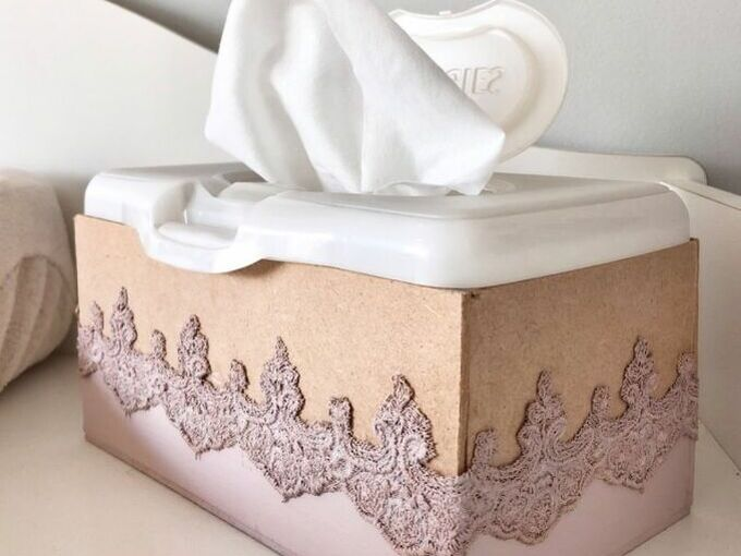 baby wipes tub cover