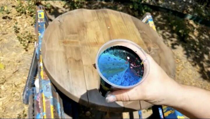 Mix Paint for Pour