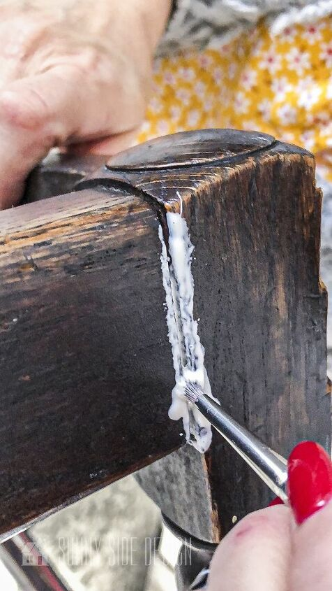 how to repair a wobbly chair