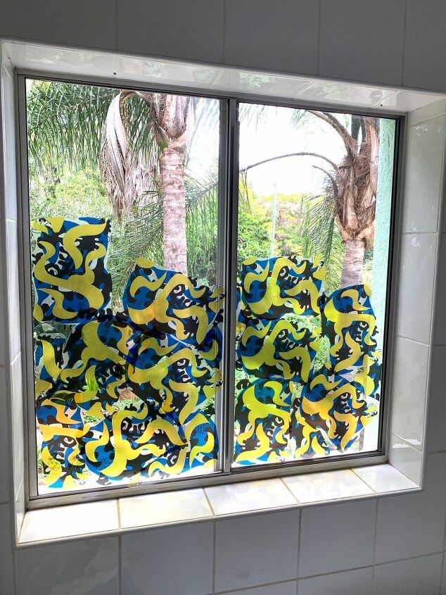 window decals in any colour or design