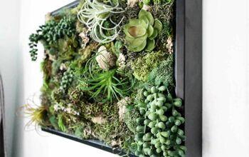 DIY Fake Succulent Decor