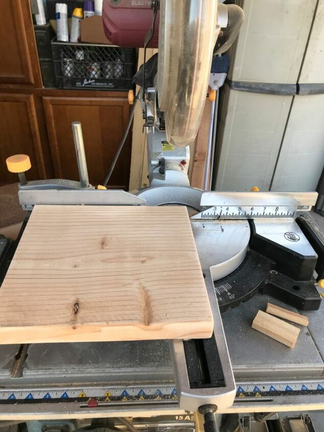 5 minute wood tray
