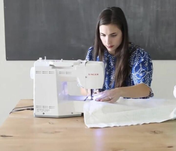 Sew Pillow Cover