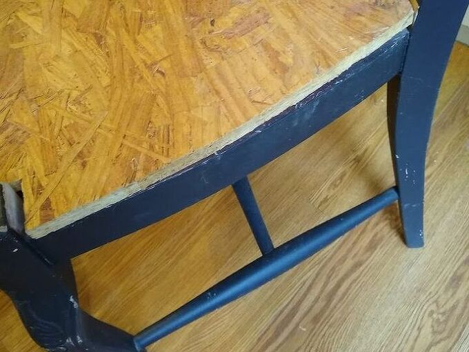 q questions about how to upscale this chair