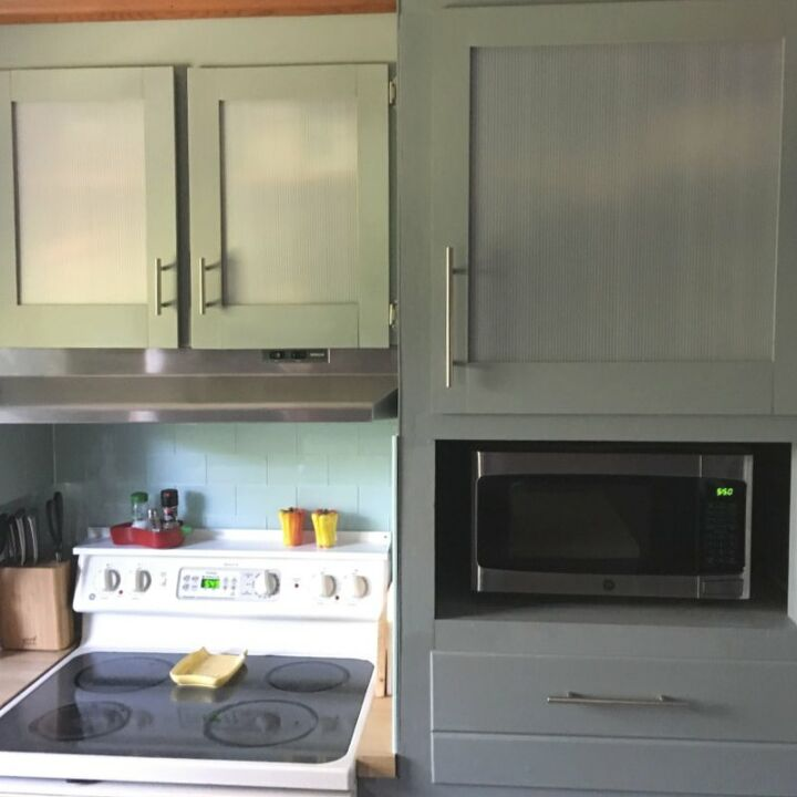 how to update wood cabinets with paint