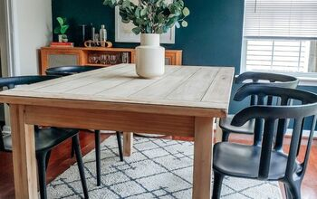 Dining Room Table Remodel