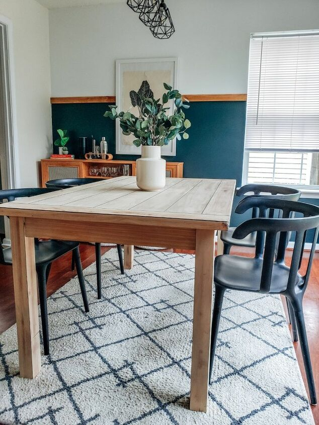 dining table remodel