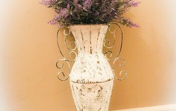 Farmhouse Gallery Wall Vase Makeover