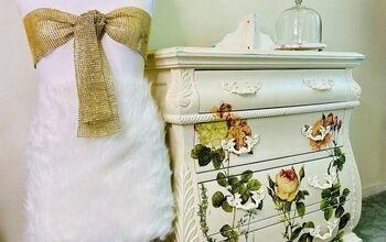 Tips on Using Iron Orchid Designs Decor Transfers on Furniture!